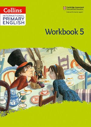 Collins International Primary English – International Primary English Workbook: Stage 5