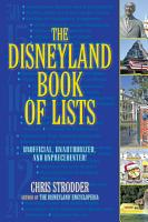 The Disneyland Book of Lists PDF