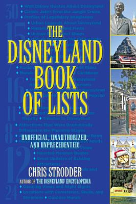 The Disneyland Book of Lists PDF