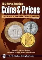 2012 North American Coins   Prices PDF