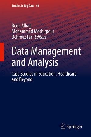 Data Management and Analysis PDF