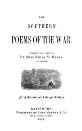The Southern Poems of the War