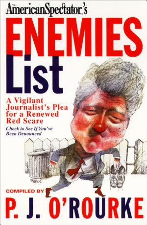 The American Spectator s Enemies List