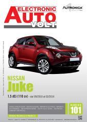 Manuale di elettronica Nissan Juke - EAV101: 1.5 dCi 110 cv