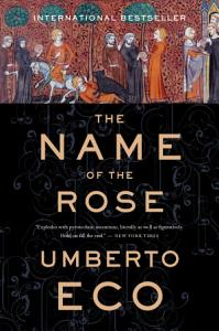 The Name of the Rose Book