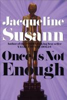 Once Is Not Enough PDF