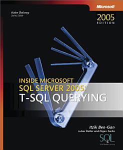 Inside Microsoft   SQL ServerTM 2005  T SQL Querying PDF