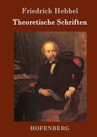 Theoretische Schriften PDF