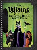 Delightfully Devious Activity Journal  Disney Villains  PDF