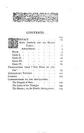 John Hookham Frere's national poems, ed. by R.H. Shepherd