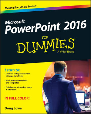 PowerPoint 2016 For Dummies PDF