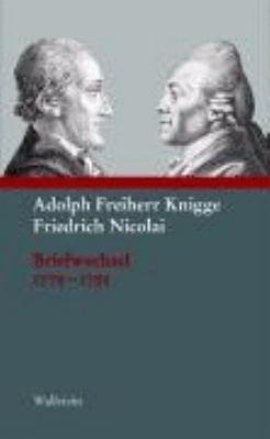Briefwechsel 1779 1795 PDF