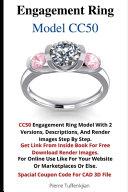 Engagement Ring Model CC50