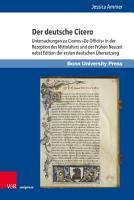 Der deutsche Cicero PDF
