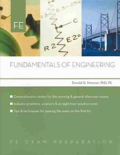 Fundamentals of Engineering Book