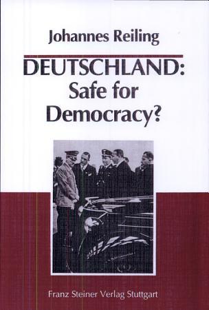 Deutschland  safe for democracy  PDF