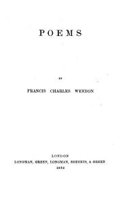 Poems   Memoir of the author    PDF