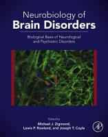 Neurobiology of Brain Disorders PDF