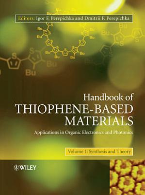 Handbook of Thiophene-Based Materials