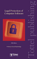 Legal Protection of Computer Software PDF