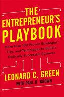 The Entrepreneur s Playbook