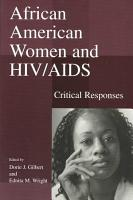 African American Women and HIV AIDS PDF