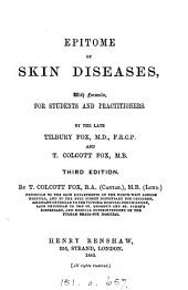Epitome of skin diseases, by T. and T.C. Fox