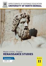 RENAISSANCE STUDIES SEMESTER -I CORE 101 BLOCK-2
