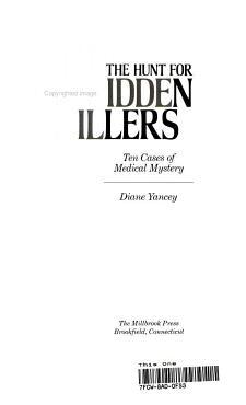 The Hunt for Hidden Killers PDF