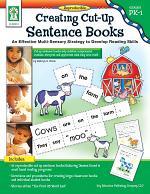 Creating Cut-Up Sentence Books, Grades PK - 1