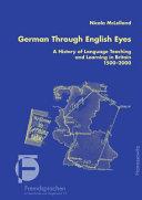 German Through English Eyes PDF