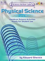 Science Action Labs Physical Science  eBook  PDF