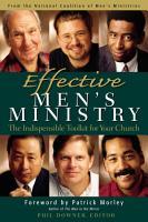 Effective Men s Ministry PDF