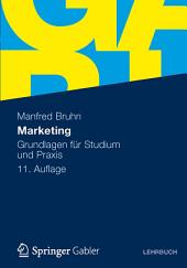 Marketing: Grundlagen für Studium und Praxis, Ausgabe 11