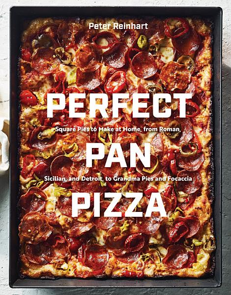 Download Perfect Pan Pizza Book