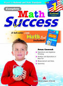 Complete Math Success Grade 1 PDF