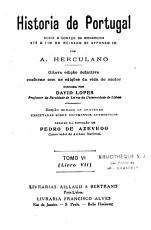 Historia de Portugal PDF
