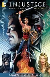 Injustice: Gods Among Us: Year Three (2014-) #22