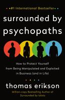 Surrounded by Psychopaths PDF
