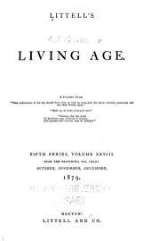 Littell's Living Age: Volume 143