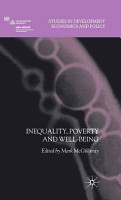 Inequality  Poverty and Well being PDF