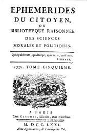 Ephemerides du Citoyen