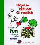 How to Draw a Radish PDF