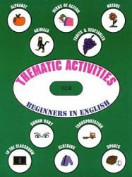 Thematic Activities For Beginners In English Book PDF