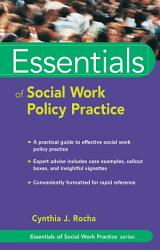 Essentials of Social Work Policy Practice PDF