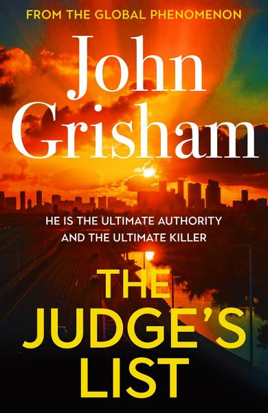 Download The Judge s List Book