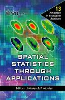 Spatial Statistics Through Applications
