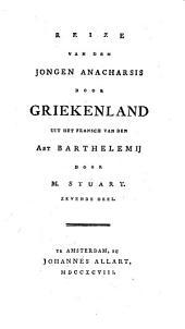 Reize van den jongen Anacharsis door Griekenland: Volume 7
