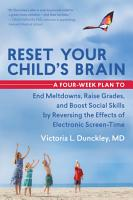 Reset Your Child s Brain PDF