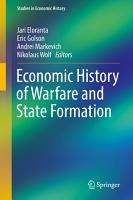 Economic History of Warfare and State Formation PDF